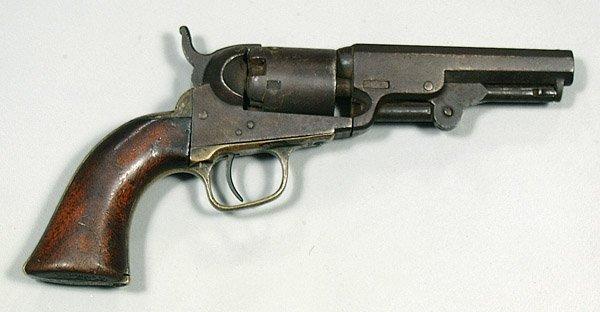 0618A: Colt pocket percussion revolver
