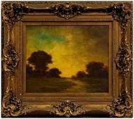781: Theodore Kenyon Pembrook painting