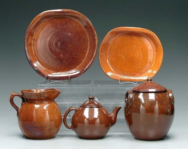 1: Ben Owen, Jugtown pottery: