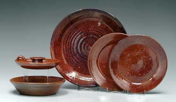 6: Ben Owen and Jugtown pottery: