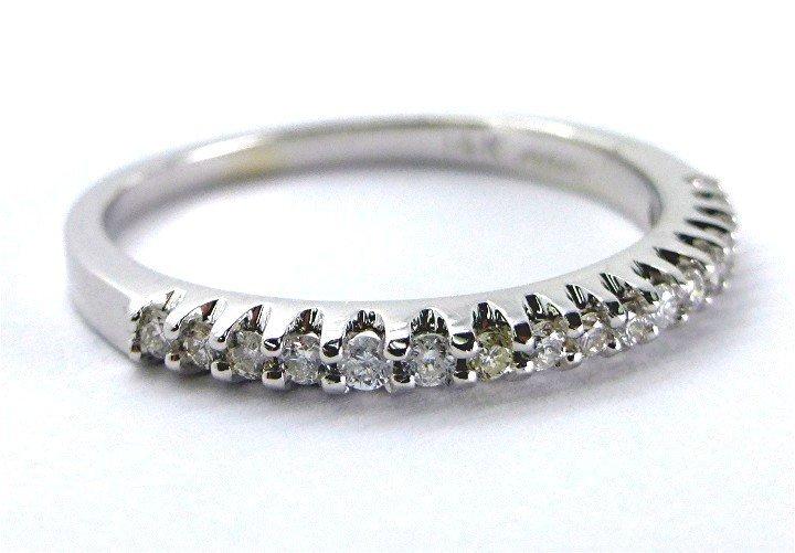 .21ct Diamond 14k White Gold Ring