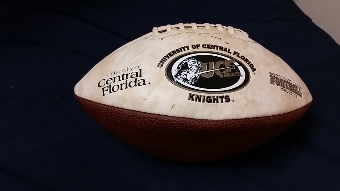 UCF Knights Football  not signed