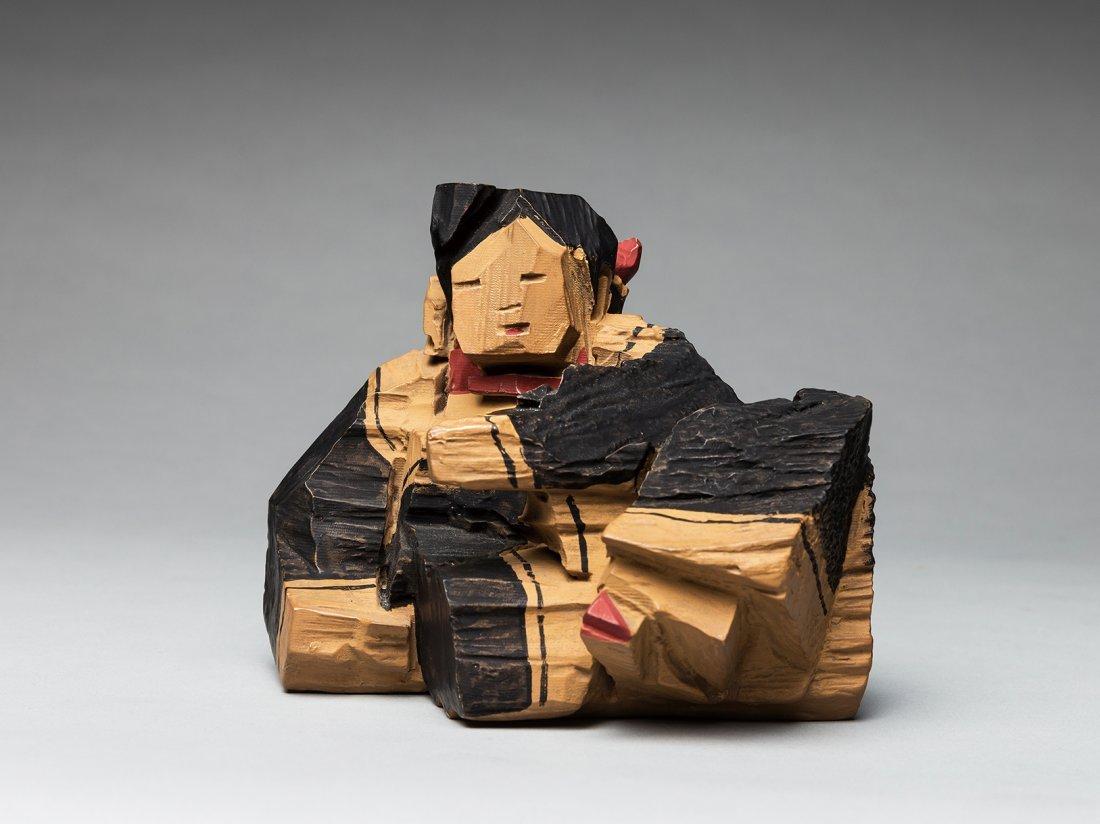 JU MING, Living World Series - Painted Wood