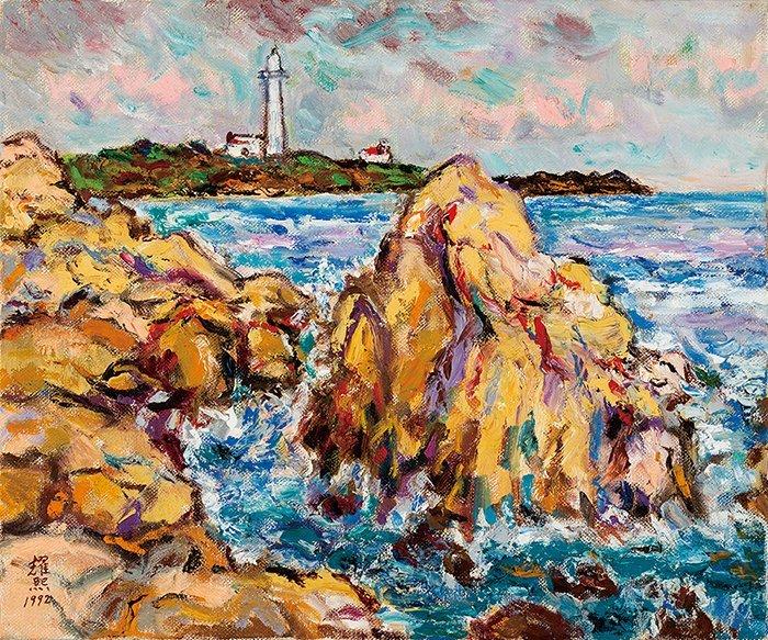 CHANG YAO-HI, Morning Lighthouse