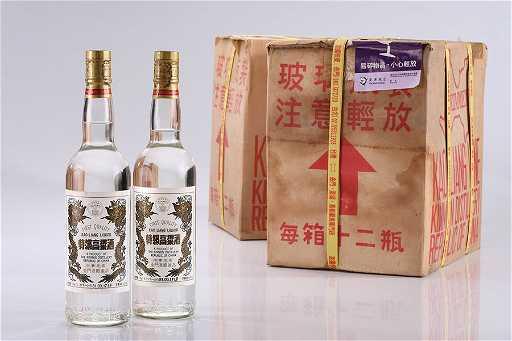 def5fa554df4 1992 Kinmen Kaoliang Liquor - Premium Sorghum Wine Set