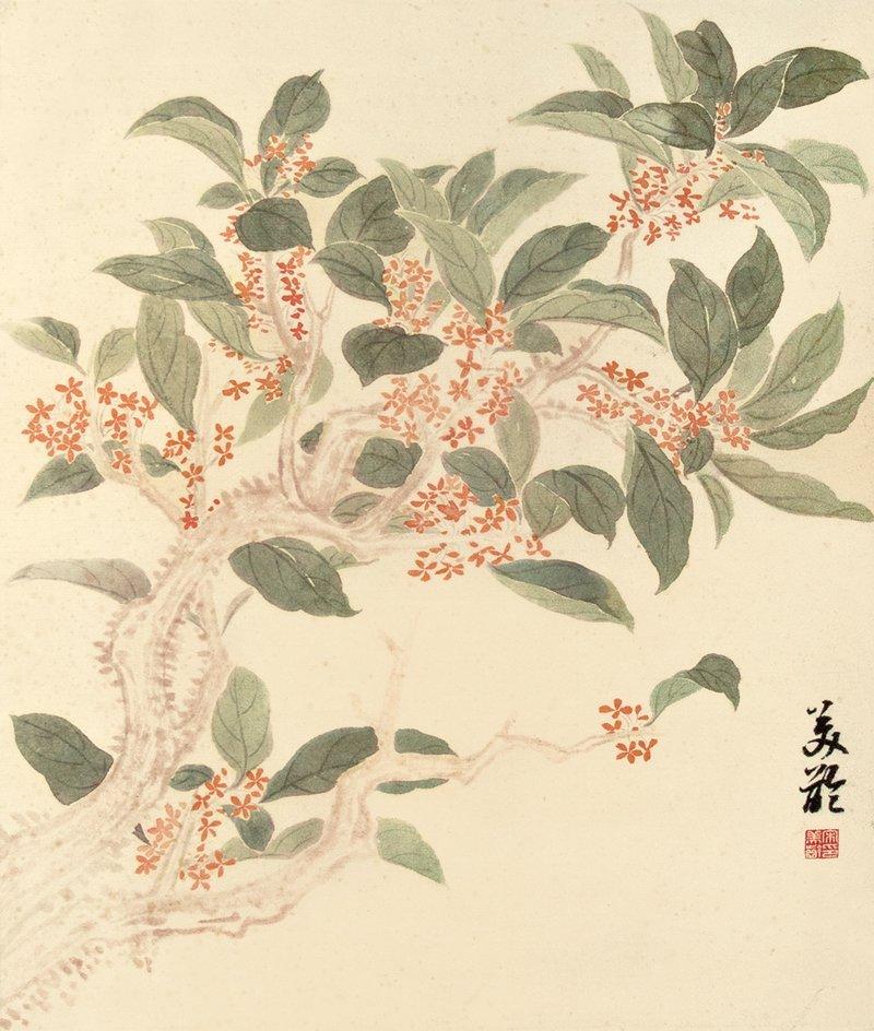 JIANGSONG MEILING, FLOWERS