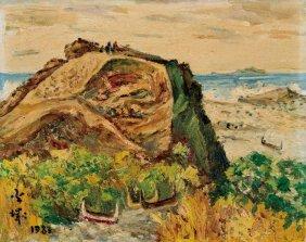 Yeh Huo-cheng, Rocks In Lanyu