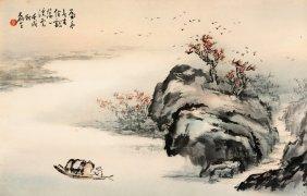Huang Leisheng, Riverside
