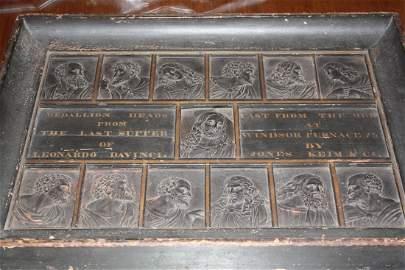 """The Last Supper""--Set similar is in the Philadelphia"