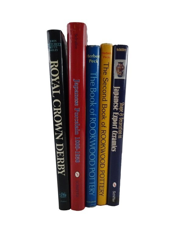 5 REFERENCE BOOKS