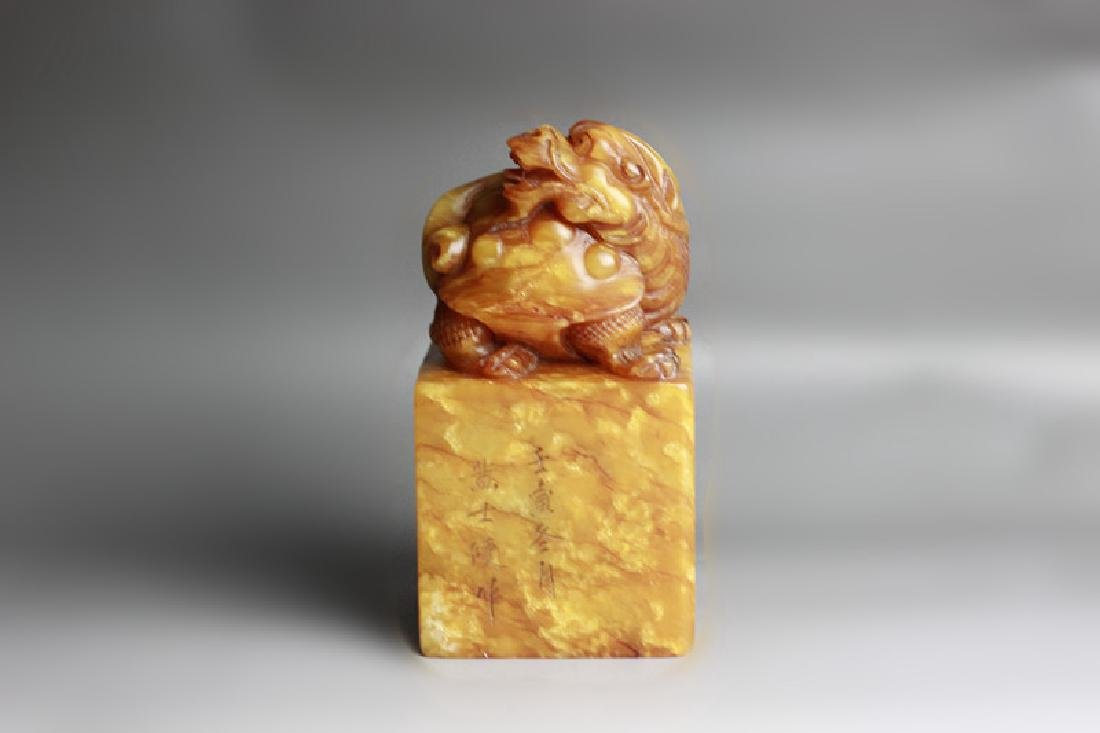 CH Yellow Stone Seal