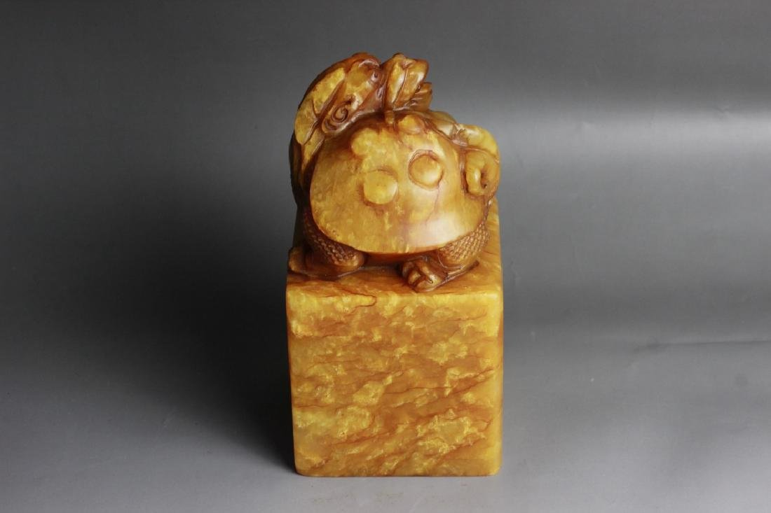 CH Yellow Stone Seal - 4