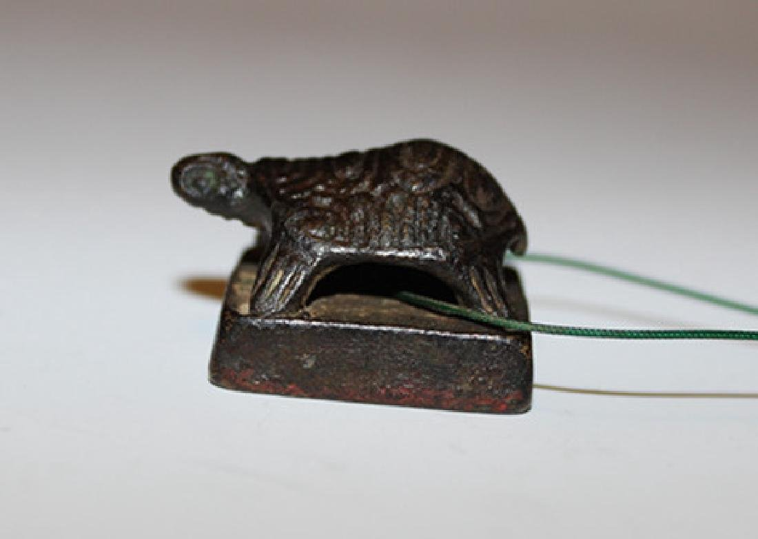Chinese Bronze Seal, Han Dynasty - 2