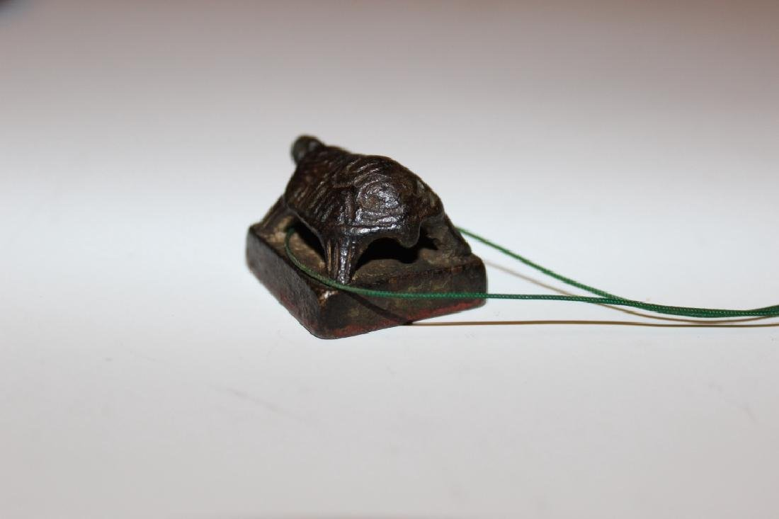 Chinese Bronze Seal, Han Dynasty - 3