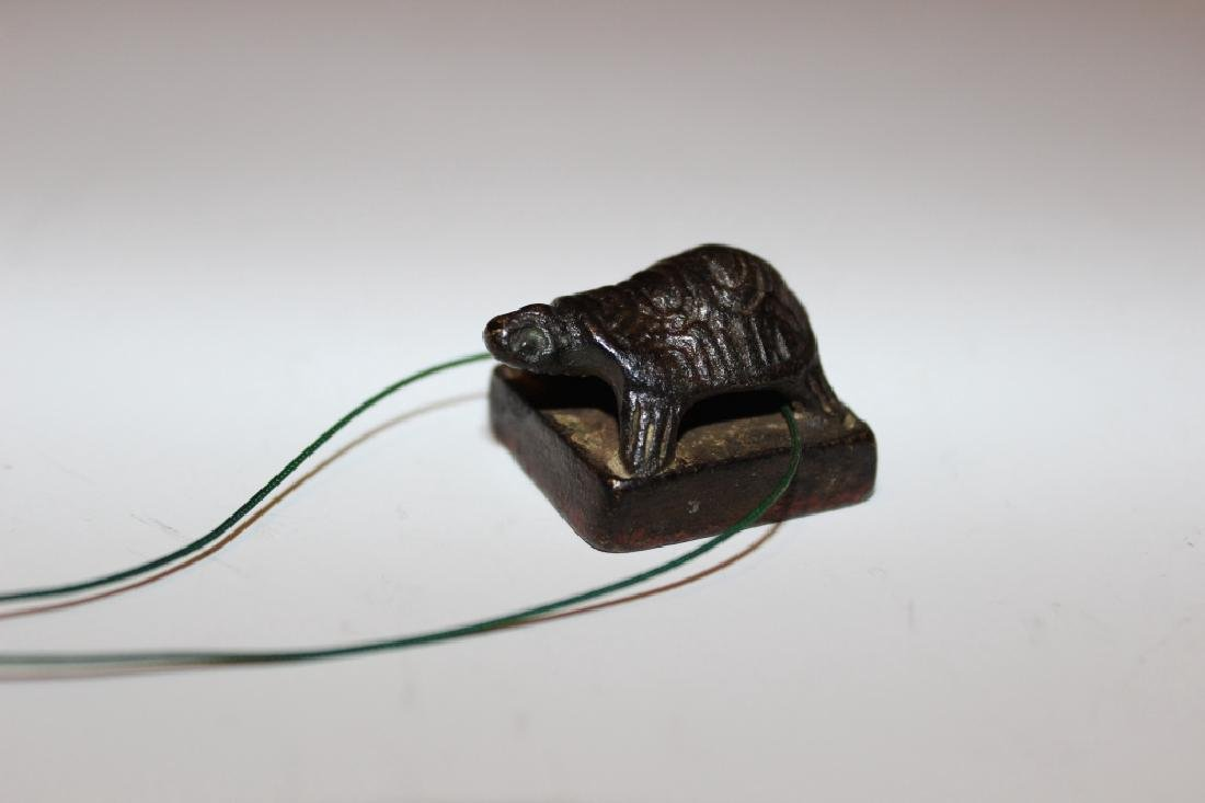 Chinese Bronze Seal, Han Dynasty - 5