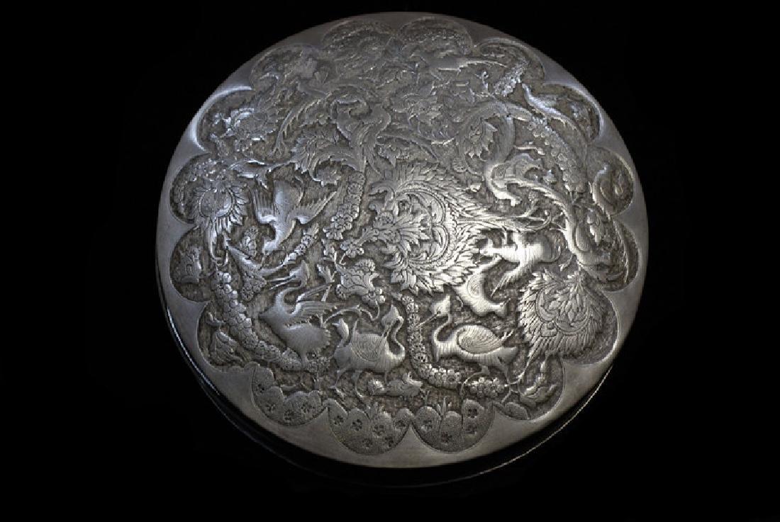 685 Gram Persian Silver 84