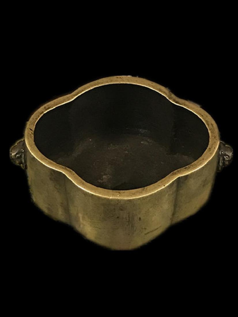 Chinese Bronze Burner