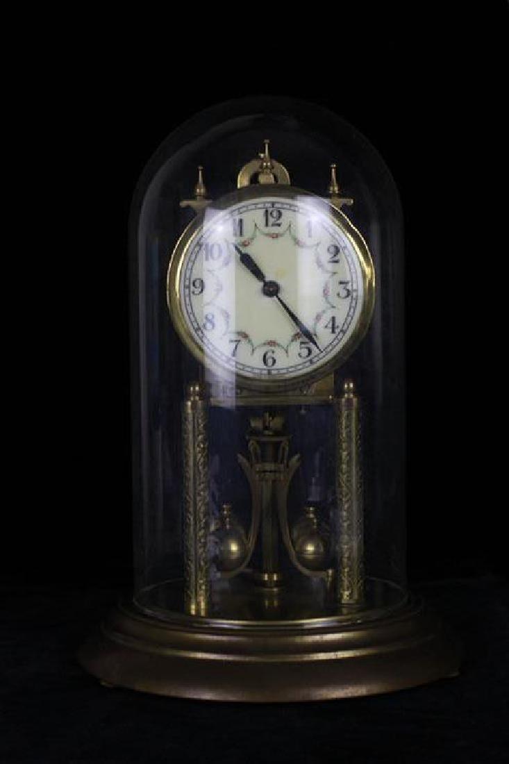 Germany Table Clock, Mark