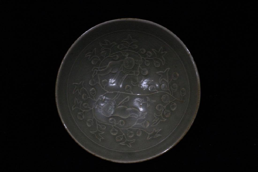 CH Song Porcelain Bowl