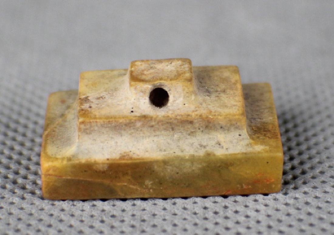 Warring States Period Jade Seal