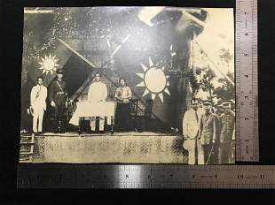 A Chinese Old Photo