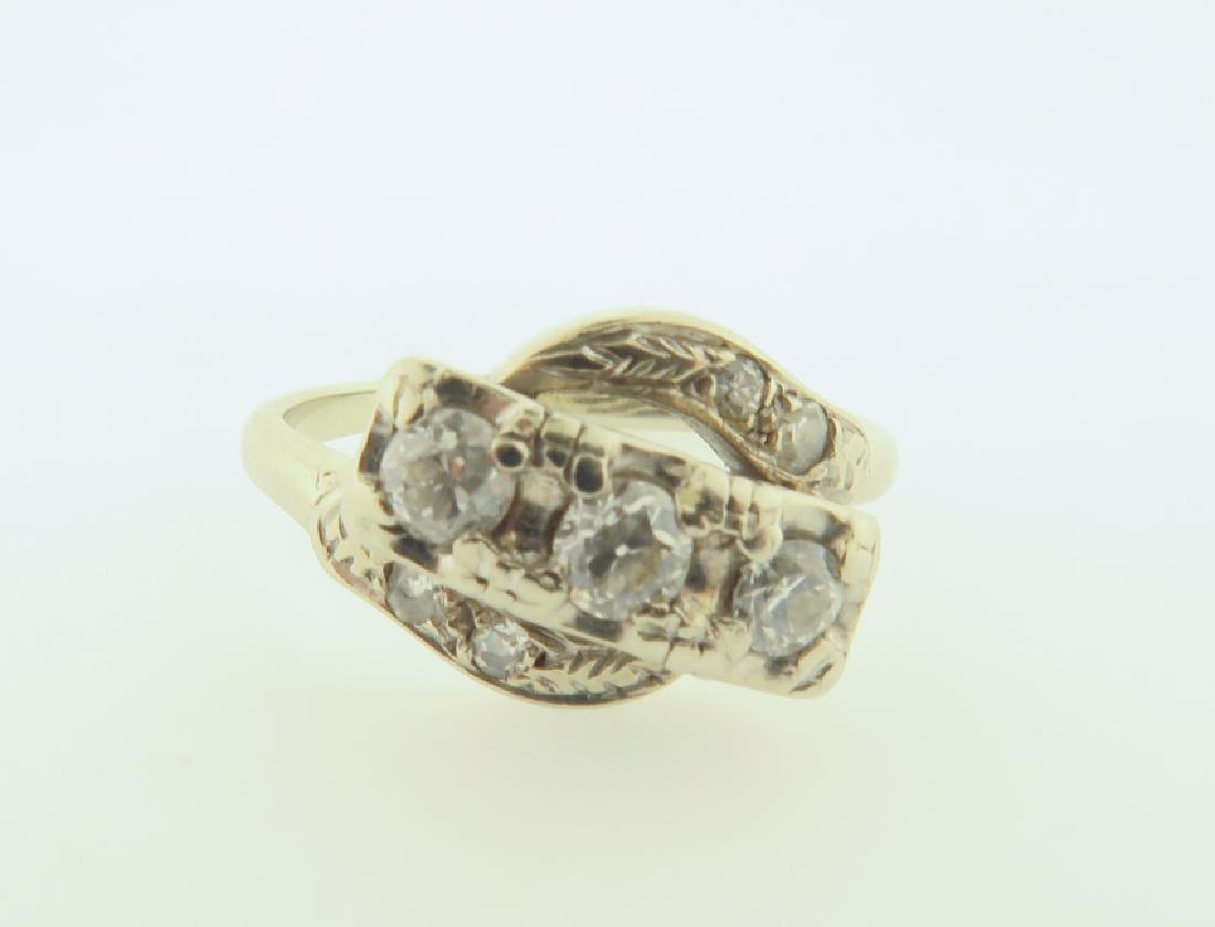 diamond ring 14kgold