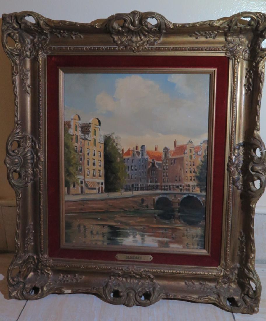 oldeman painting