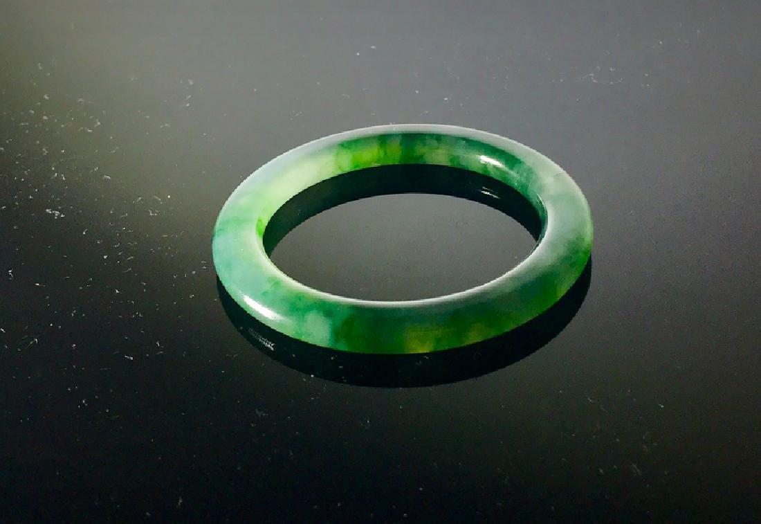 . A jadeite bangle