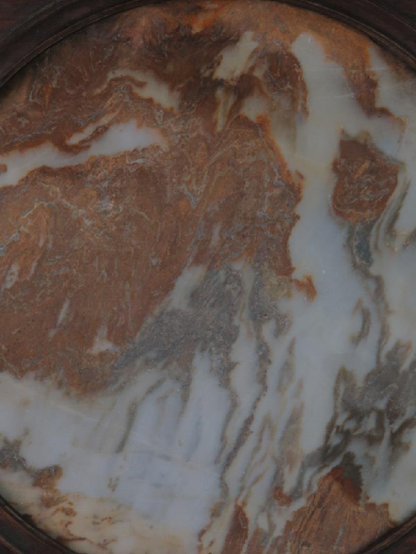 A marble 'lanscape'hanging screen - 10