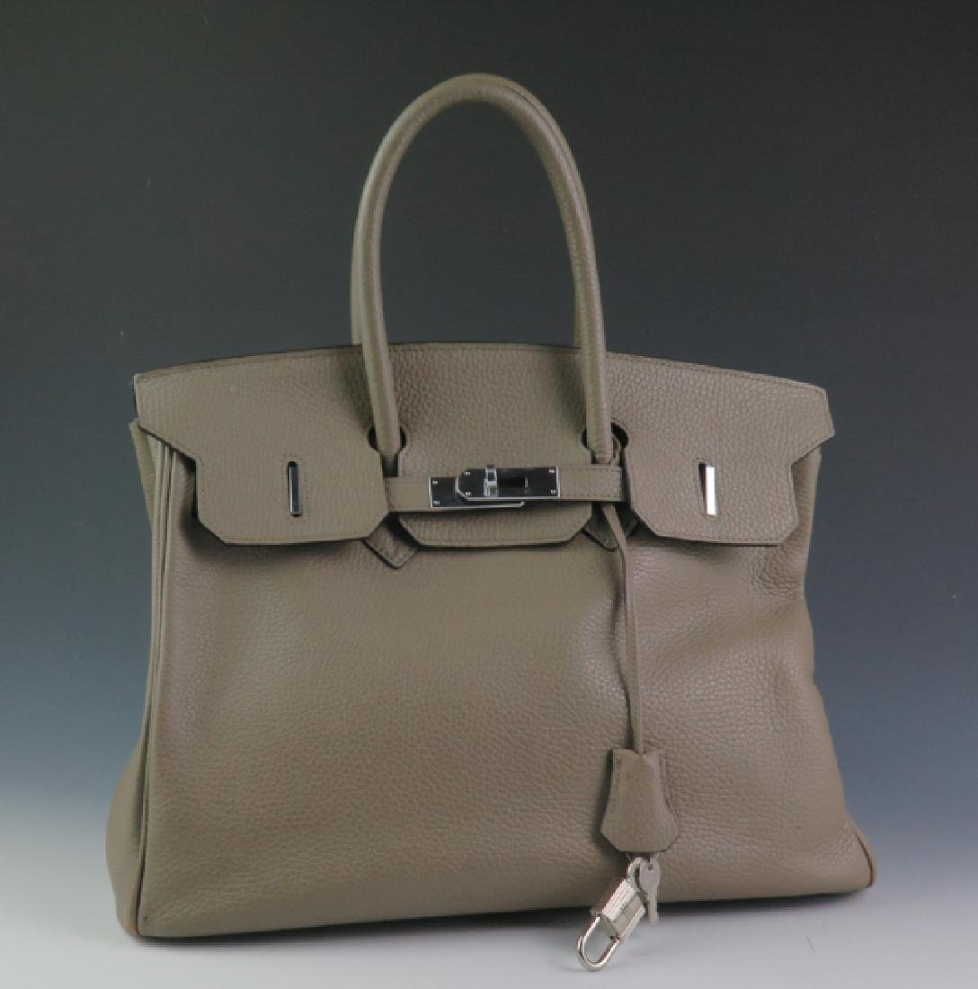 Bag : Herma's Birkin Bag