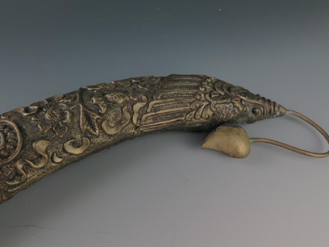 Mongolia sword - 6