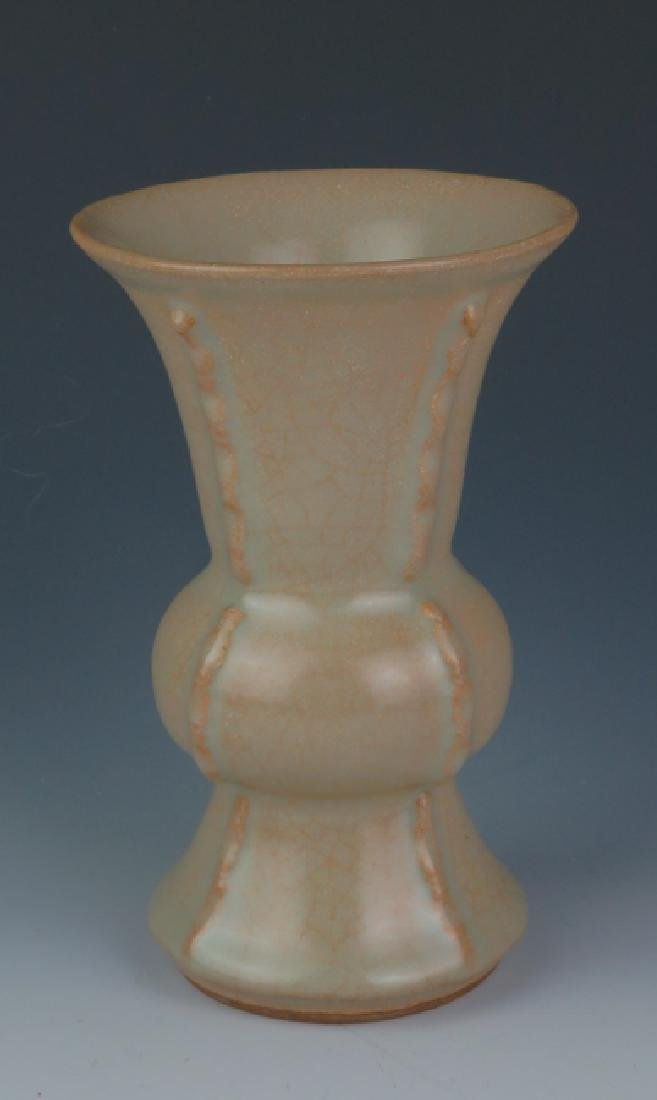 A Guan type vase