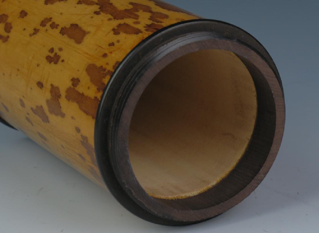 Bamboo tea can - 4