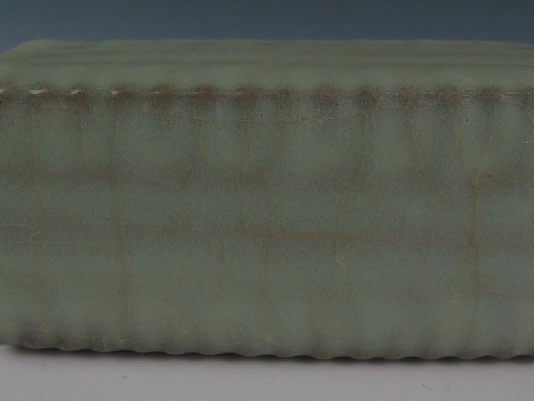 A long Quran cong vase - 7