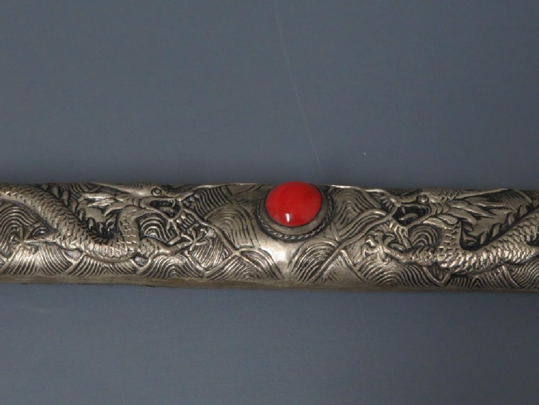 Qing Dynasty sword - 8