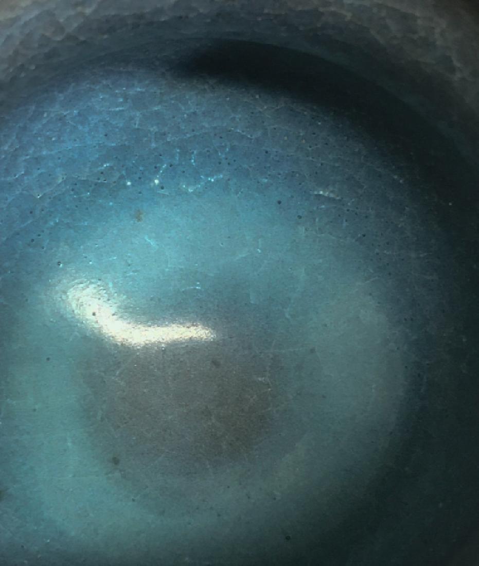 A porcelain censer - 3