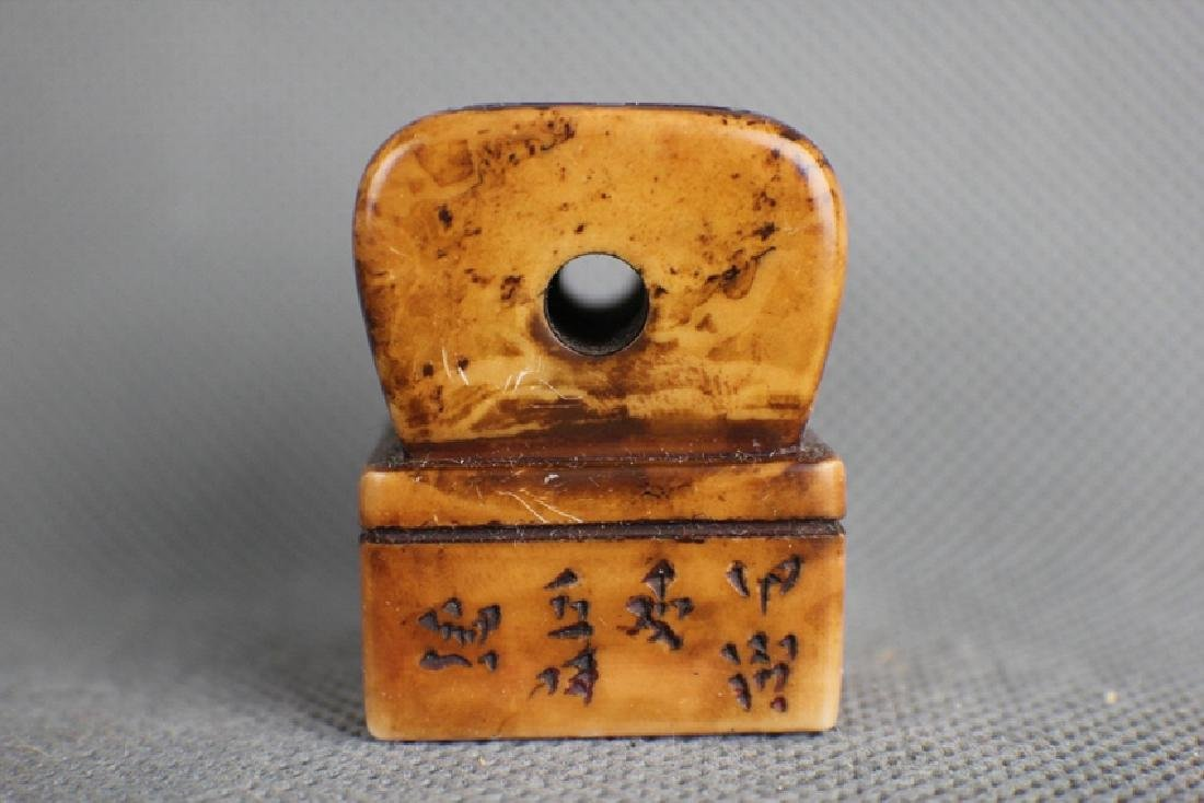 very precious shoushan stone Seal