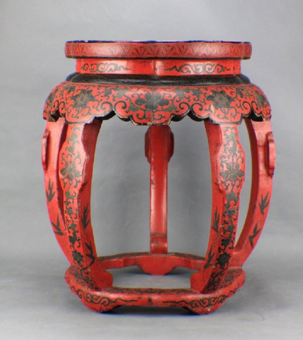 Qing Dynasti stool