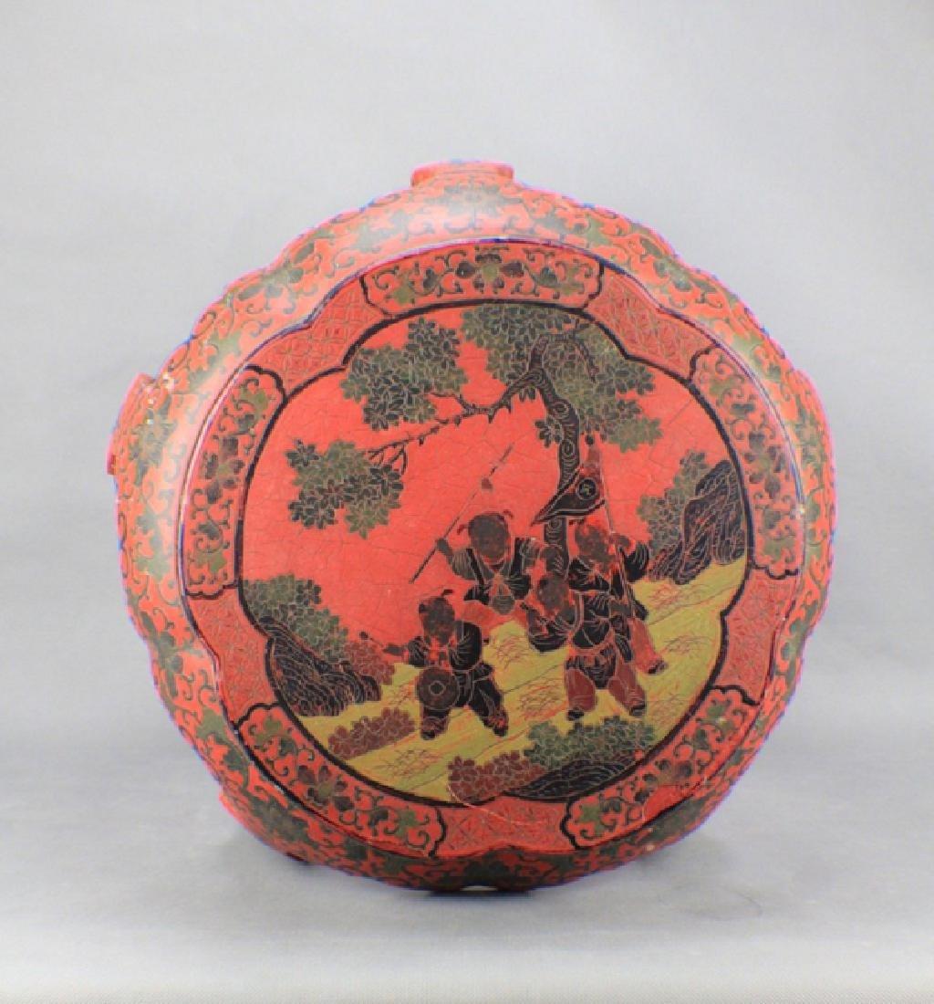 Qing Dynasti stool - 2