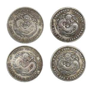 Two Silver coins Of Special Edition