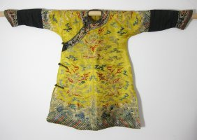 An Imperial Prince Robe, Qing Dynasty