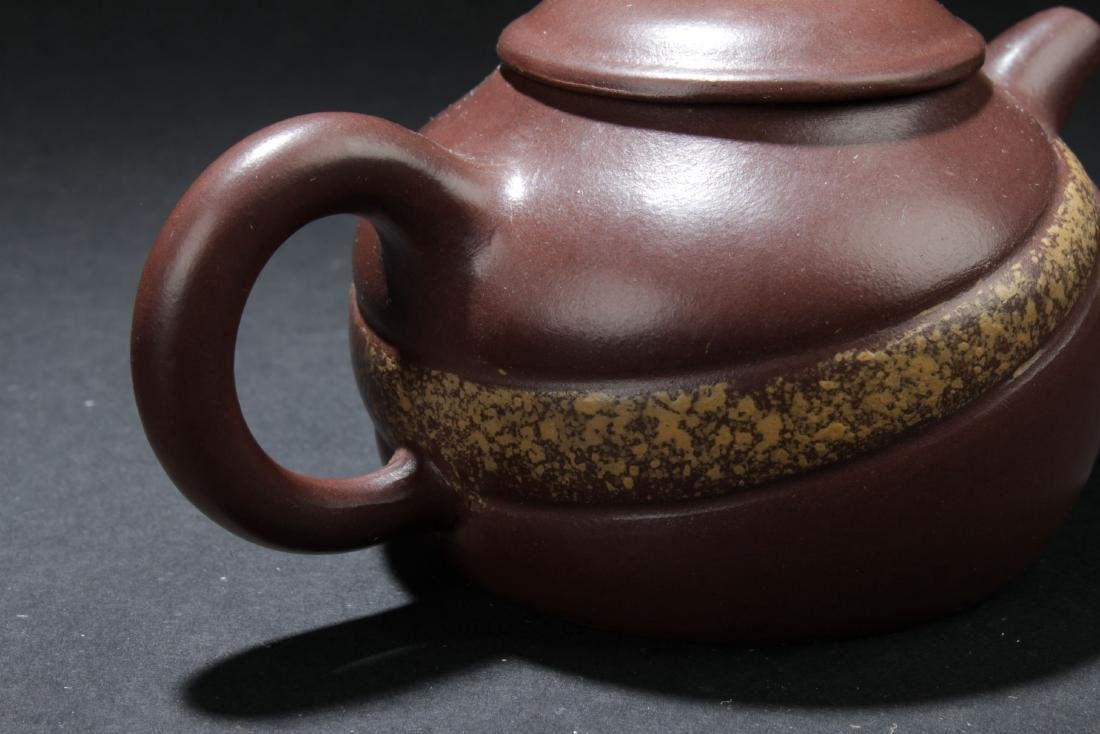 Two Estate Chinese Tea Pot - 10