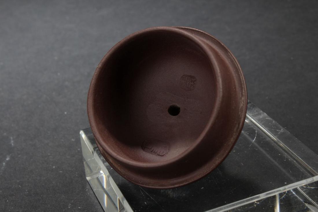 Two Estate Chinese Tea Pot - 4
