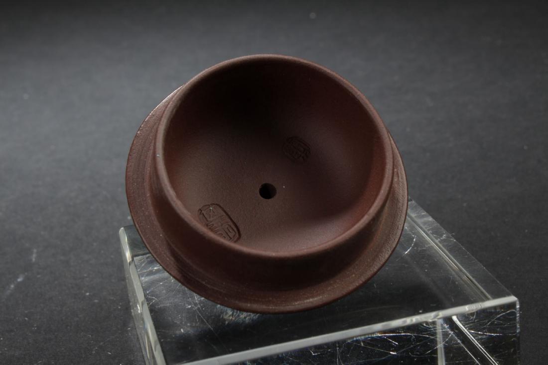 Two Estate Chinese Tea Pot - 5