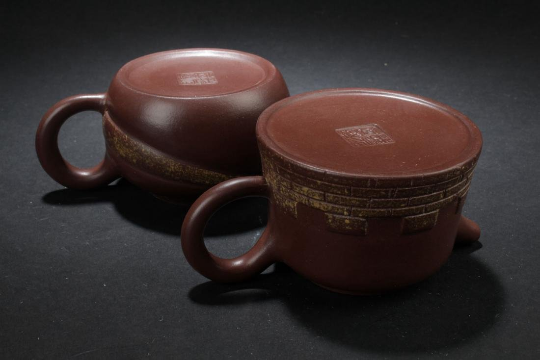 Two Estate Chinese Tea Pot - 6