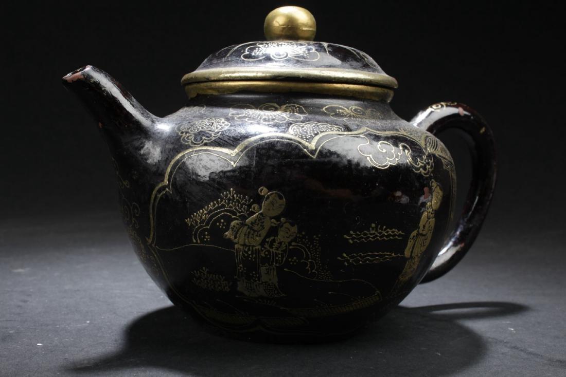A Windowed Chinese Story-telling Tea Pot - 3