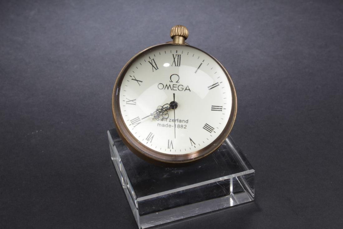 An Estate Clock Display