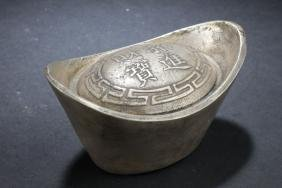 A Chinese Money-fortune Money Ingot