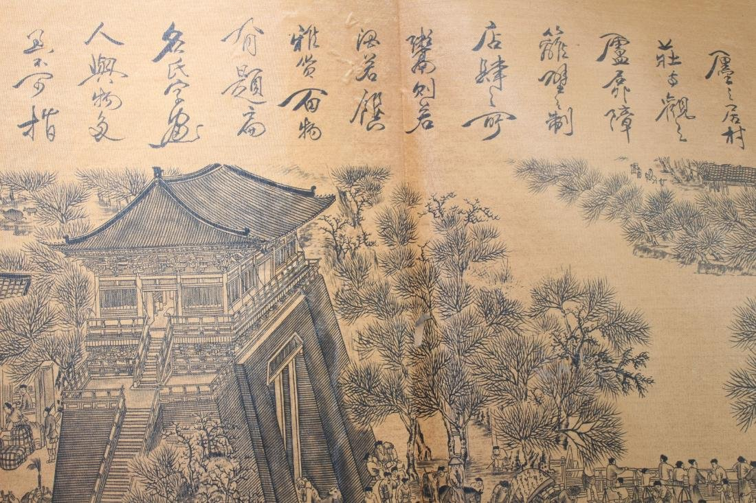 An Estate Chinese Drawing Book Display - 8