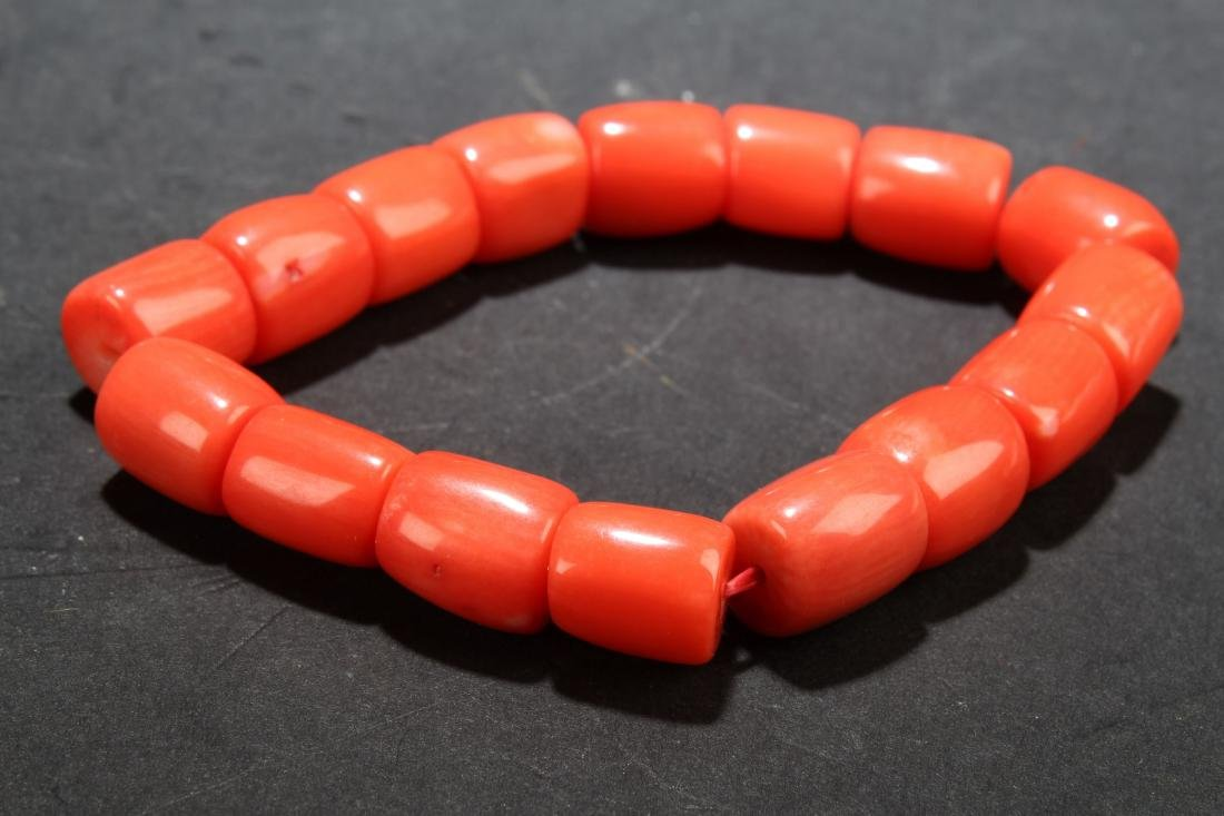 A Chinese Estate Fortune Bracelet